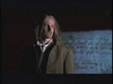 Ernest Heinz as Isaac Newton on the History Channel