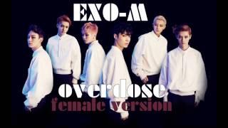 EXO-M - Overdose [Female Version]