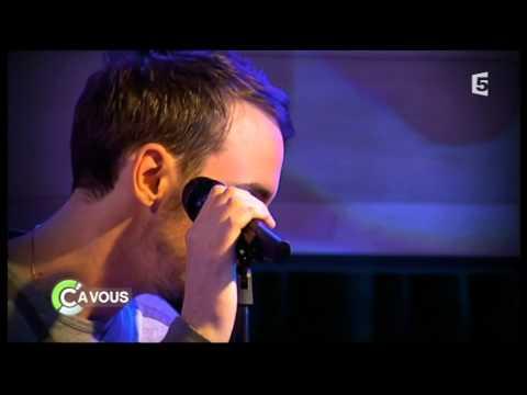 Christophe WILLEM-Si Mes Larmes Tombent live-C à Vous 2012