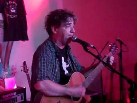 Safety Pin Stuck In My Heart - Patrick Fitzgerald - Live at Tube Club Dusseldorf July 2012