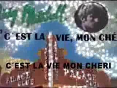 Eddie Mitchell  - C´est  La Vie Mon Cheri