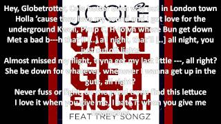 J. Cole ft. Trey Songz - Can