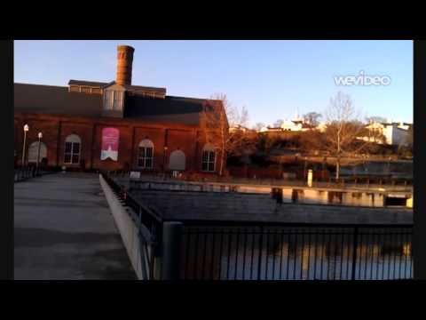4 Minute Tour - Brown's Island - Richmond, VA