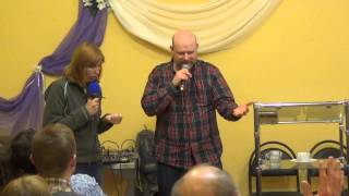 Jose Coelho и Eric Wilding Церковь