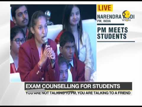 Students taking board exam to interact with PM Modi