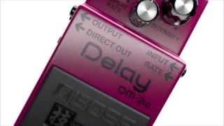 DM-2W Delay WAZA CRAFT series Thumbnail