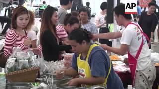 Festival celebrates Thai street food