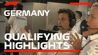 2018 German Grand Prix: Qualifying Highlights