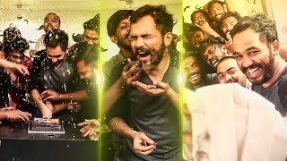BIGG BOSS Confessions with Hiphop Tamizha & Team | Meesaya Murukku Success Party