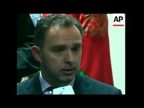 NATO spokesman on military offensive against Taliban