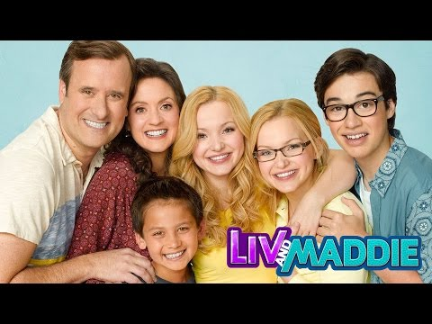 Liv And Maddie ★ Real Name And Age