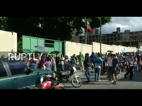 LIVE: Venezuelans cast their vote in Constituent Assembly election