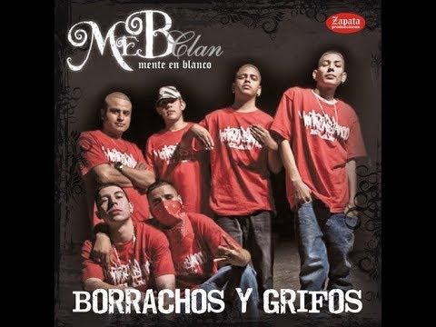 Mente En Blanco Klan // Album Borrachos Y Grifos Completo // By: Omar Gomez ♛