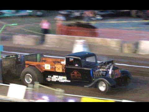 Two Wheel Drive 2017 Saratoga County Fair Ballston Spa New York Tractor Pulls NYTPA