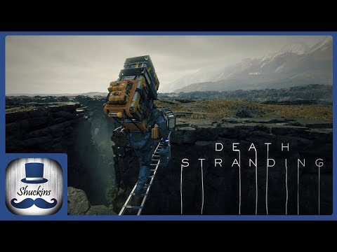 Placing Ladders That Don't Go Anywhere In Death Stranding - No Spoilers