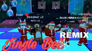 Jingle Bells REMIX (ROBLOX)//Christmas marathon 🎄