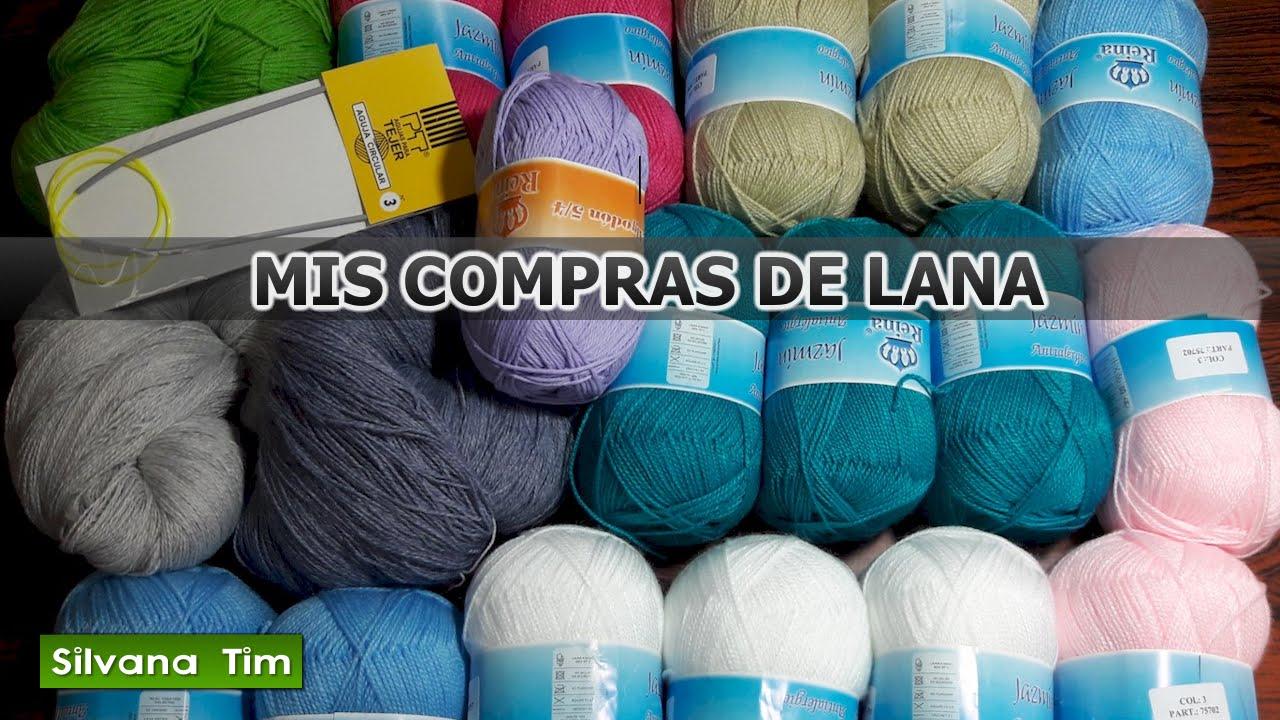 Mis compras de lana precios donde comprar lana economica - Donde comprar por internet ...