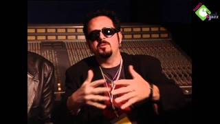 Interview Steve Lukather & Edgar Winter - North Sea Jazz 2010