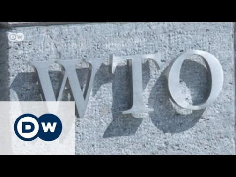 Is the WTO still needed? | DW English