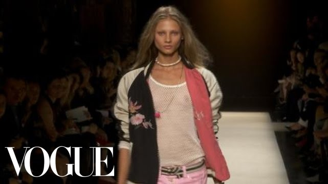 11d4078d439 Fashion Show - Isabel Marant: Spring 2011 Ready-to-Wear - YouTube