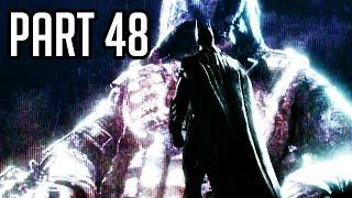Batman Arkham Knight Walkthrough Gameplay Part 48 - GCPD Assault (PS4/XB1/PC)