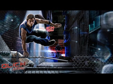 Процесс создания экшен сцены - Run Away. Speed Art