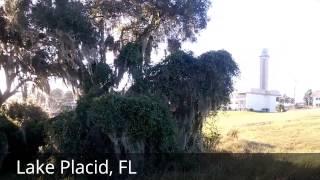 Road Trip to Georgia 2 - Lake Placid, FL