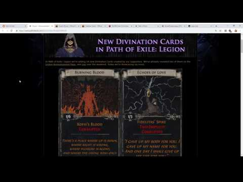 A Recent Hot Topic Is The Launch Of Path Of Exile Delirium The