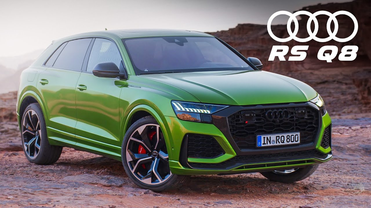 NEW Audi RS Q8 This Or A Lamborghini Urus? , First Look And AMAZING SOUND!