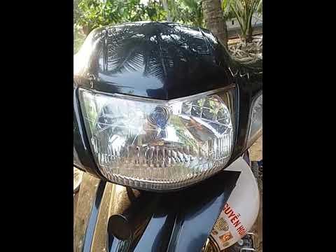 Hướng Dẫn Cách Tăng  Sáng đèn Xe Máy W