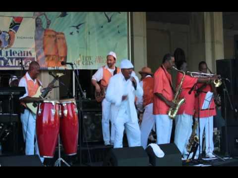 """Soul Man"" Congo square 2012"