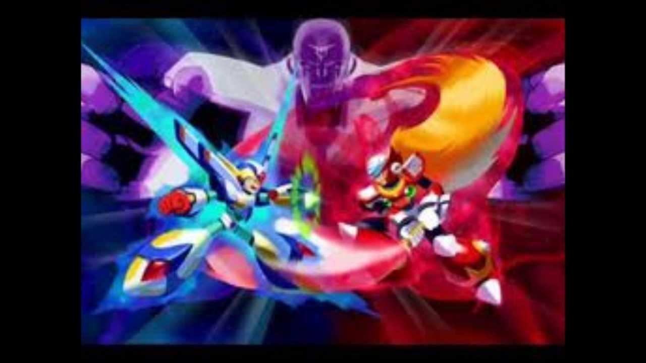 Megaman X5 - X VS Zero Song - YouTube