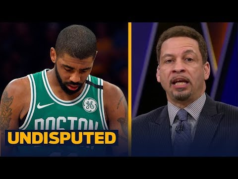 Chris Broussard reacts to the Celtics' 119-129 loss to the Clippers | UNDISPUTED