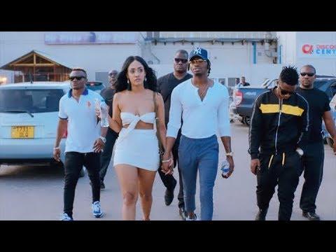 Full video Mapokezi Ya TANASHA Mpenzi Wa Diamond Mambo Mazito.