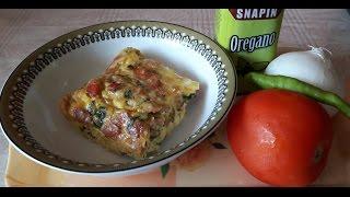 Frittata - Baked Omelette