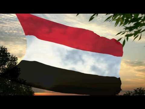 Flag and anthem of Yemen