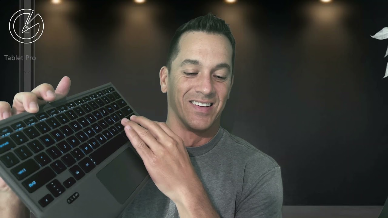Uogic Surface Pro Bluetooth keyboard FULL REVIEW 2021 - best 3rd party / alternative option
