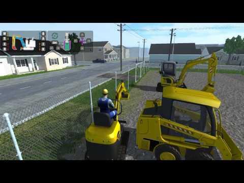 Game, Simulator(127), Excavator, 2(2014)\Игра, Симулятор(127), Экскаватор, 2(2014)