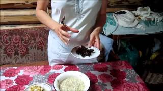 Рецепт приготовления овсяной каши без варки и кипятка