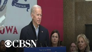 Democratic presidential candidates react to U.S. strike that killed Iranian general