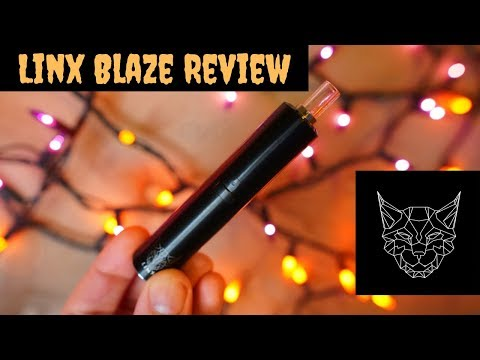 Linx Blaze Onyx Vaporizer Review // Best Dab Pen 2019