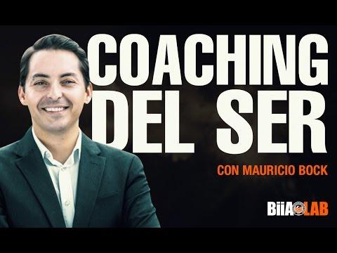 Curso gratuito: Coaching del Ser con Mauricio Bock