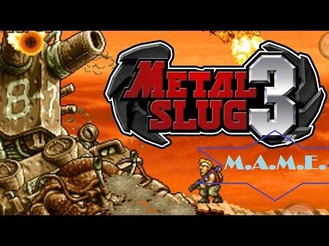 Lets play Metal Slug 3 part 1 |
