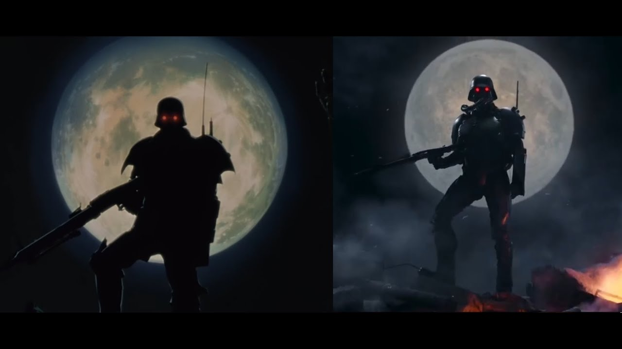 Jin-roh Vs Illang: Comparing The Two Wolf Brigades.