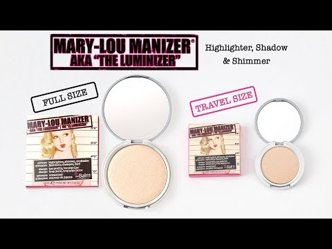 Just Landed: Mary-Lou Manizer Travel-Size
