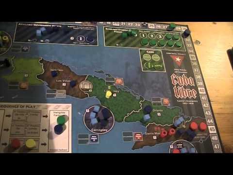 A lonesome Gamer plays Cuba Libre pt 2