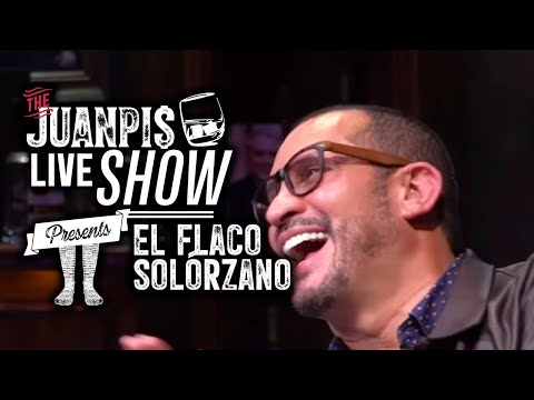"""The Juanpis Live Show - Entrevista a """"El Flaco"""" Solórzano"""