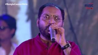 Bandhu Chol (Open Tee Biscope)    Anindya Chatterjee LIVE