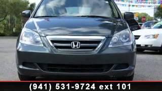 2006 Honda Odyssey - Gettel Supercenter - CALL FOR BEST PRI