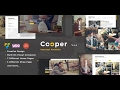 Cooper - Personal Portfolio WordPress Theme || Video Tutorial #1 By webRedox